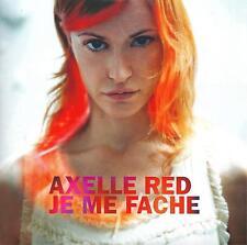 AXELLE RED - Je me fache