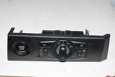 BMW SERIE 5 E60 E61 HEADLIGHT Switch con pulsante Start 6988555