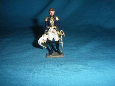 580A Starlux Atlas Figurine Plomb Empire Marechal Lannes 1/32 Napoleon