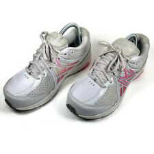 New Balance 847v2 Walking Trail Athletic Shoes USA Gray Pink Womens Size 8 EE