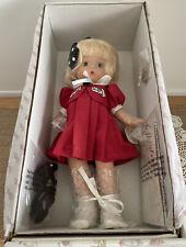 "Patsy Kitty Keepsake 14"" Doll By Effanbee Dolls"