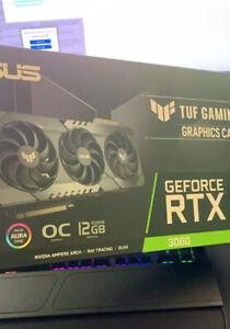 Nvidia RTX 3060 12GB ASUS TUF