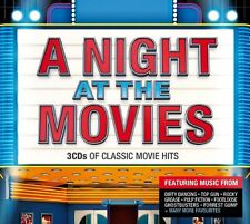 A NIGHT AT THE MOVIES [3 CDs, 2014, Sony Music] NEW! - 57 classics: Bonnie Tyler
