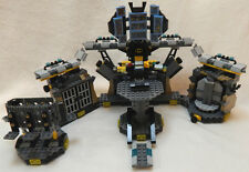 INCOMPLETE BATCAVE from LEGO BATMAN MOVIE Set 70909 Break-In no minifigs/vehicle