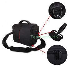 Waterproof Shoulder Camera Bag Case For Canon EOS M 350D 1200D 600D 6D 1100D 50D