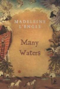 Many Waters (A Wrinkle in Time Quintet) - Mass Market Paperback - VERY GOOD
