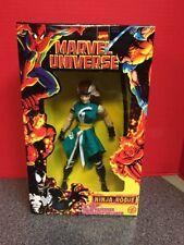 "Marvel Universe Ninja Rogue Green 10"" Action Figure Toybiz 1997"