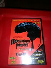 Rockabilly Vampire (DVD, 2003) RARE TROMA HORROR COMEDY