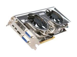 MSI R6950 Twin Frozr II Radeon HD 6950 2 GB 256-bit GDDR5 PCI Express 2.1 x16