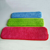 3pcs Super Micro-fiber Cloth For Flat Mop Water Spray Floor Cleaner Mops Head
