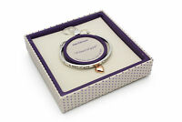 Friendship Charm Bracelet With Heart Of Gold Sentiment Gift  69735