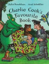 Very Good 1509801227 Paperback Charlie Cook's Favourite Book (by Julia Donald