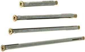 UPVC WOOD MASONRY CONCRETE METAL ANCHOR SCREW FOR WINDOW DOOR FRAME FIXING