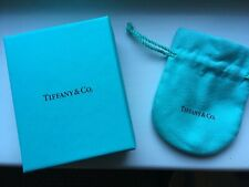 TIFFANY & CO GIFT  BOX AND POUCH - EMPTY