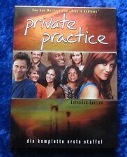 Private Practice Die komplette erste Staffel Extended Edition, DVD Box Season 1