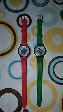 Vintage MLBP/MBI New York Yankees Theme Red/Green Women's watch