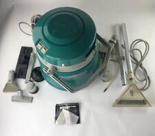 Vintage Bissell Big Green Multi- Purpose Deep Cleaner Machine Missing Tube