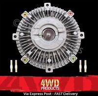 Viscous Fan Clutch - Holden Rodeo RA 3.5-V6 6VE1 (6/04-05)