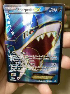Sharpedo EX Full Art 152/160 Primal Clash Pokémon Card PL