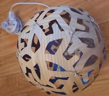 Laurel esférico de Diseño Lámpara De Mesa