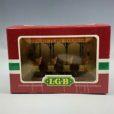Lehmann Gross Bahn Grizzly Flats 1st Class Passenger Car 30430 Original Box TCK
