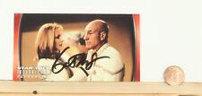 Gates McFadden  Autographed Signed Topps Card w/coa  Star Trek Insurrection