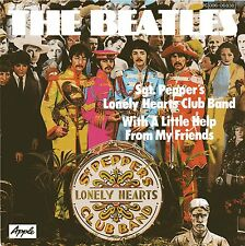 "7"" The Beatles - Sgt. Pepper's Lonely Hearts Club Band / MINT! - unplayed!"