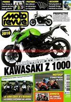 MOTO REVUE 3859 KAWASAKI ER-6 Z1000 SUZUKI 650 SFV Gladius DERBI 125 GPR BIMOTA