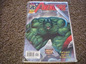 AVENGERS #4 (1996 Series) Marvel Comics NM/MT