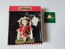 Mary Engelbreit Christmas Collection Ornament The Queen Mother Nip