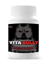 Vita Bully Supplement for Bully Breeds: Pit Bulls, American Bullies, Exotic