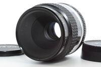 【NEAR MINT】 NIKON Ai-s Ais 55mm F/2.8 Micro NIKKOR Prime MF Lens From JAPAN #079