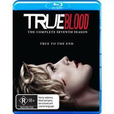 True Blood : Season 7 (Blu-ray, 2014, 4-Disc Set) RB
