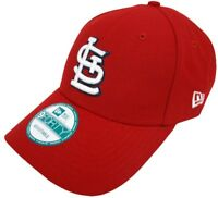 New Era St. Louis Cardinals The Liga velcroback 9forty Gorras AJUSTABLE ROJO d6383fd65f0