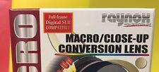 Raynox DCR-5320 PRO HD Macro LENS Panasonic Lumix 52mm 55mm 58mm 62m 67 77 82 mm