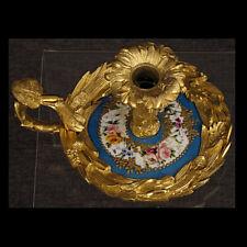 RAVISSANT BOUGEOIR A MAIN XIXème STYLE LOUIS XVI - CANDLESTICK XIXth
