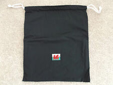 Welsh Flag Branded Golf Shoe Bag *New*