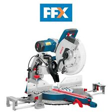 Bosch GCM 12 GDL 12in Double Bevel Gliding Mitre Saw 240v