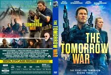 New listing The Tomorrow War (Dvd 2021) Great action sci-fi movie with Chris Pratt~ Preorder