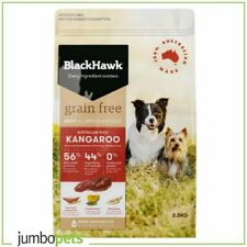 Black Hawk Adult Dry Dog Food Grain Free Kangaroo 2.5kg