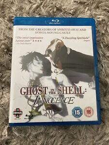 Ghost In The Shell 2 - Innocence - Manga Blu Ray