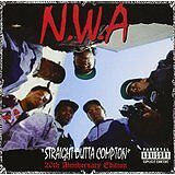 N.W.A.     -     STRAIGHT OUTTA COMPTON     -     NEW CD