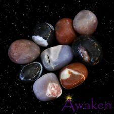 *ONE* SARDONYX Natural Tumbled Stone Approx 15-20mm *TRUSTED SELLER*