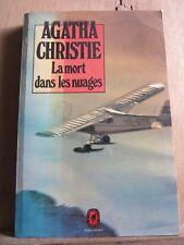 Agatha Christie: La mort dans les nuages/ Le Livre de Poche, 1980