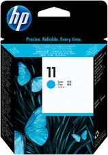 HP 11 - Cyan - Originale -Tête d'Impression (C4811A)