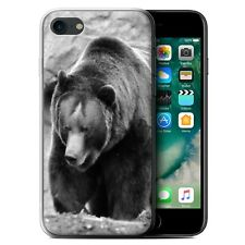 Animaux de zoo Coque Gel pour iPhone 7/Ours