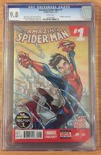 Amazing Spider-Man #1 Cgc 9.8 Hot Issue! New Movie!