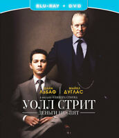 Wall Street: Money Never Sleeps (Blu-ray/DVD, 2011) Eng,Rus,Ger,Spa,Hun,Thai