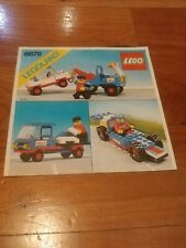 Lego Tow Truck 6679 Instructions Only