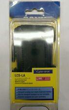 Sony Cybershot camera case LCS-LA black